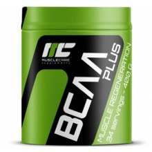 BCAA Muscle Care Plus  400гр