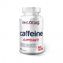 Энергетик Be First  Caffeine Caps 60 капсул