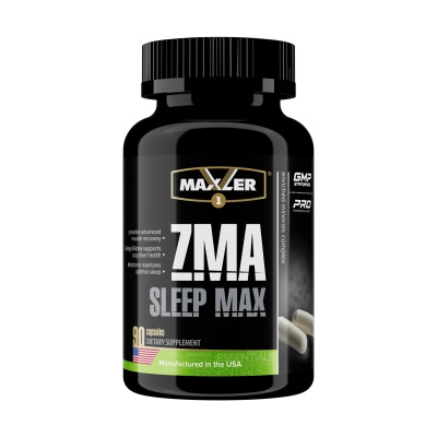 Тестобустер Maxler ZMA Sleep Max 90 кап.